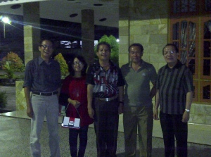 Reuni Alumni IKN Yogyakarta