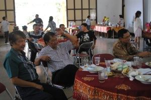 Para Senior Melepas Kangen Se-angkatan