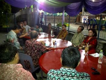 Briefing Final Draft Nota Kesepahaman dan Nota Kesepakatan dalam Rapat SC bersama Bupati/Walikota dan Staf Kemenparekraf